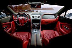 bentley luxury car