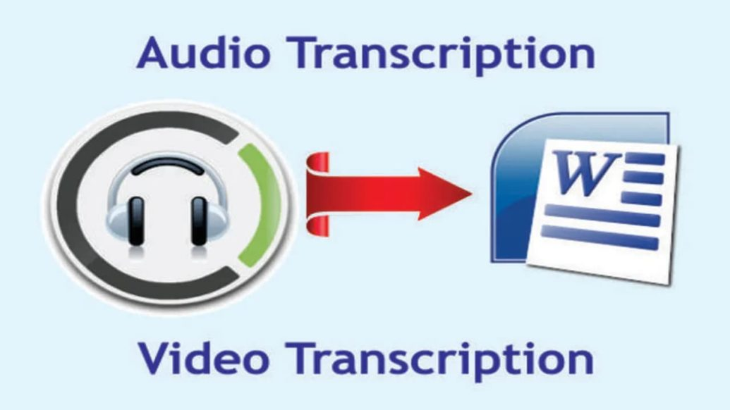 video transcription